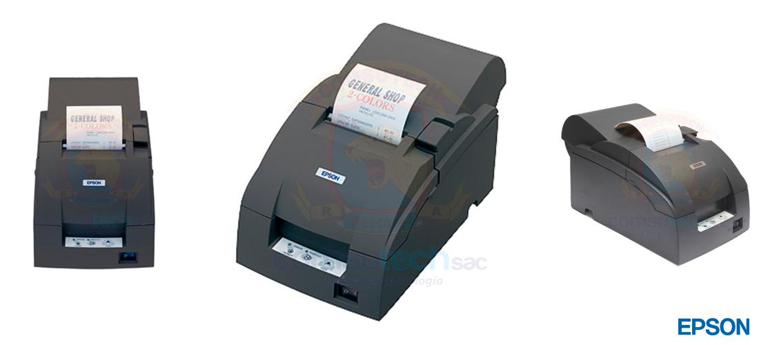 Impresora Ticketera Epson TM-U220