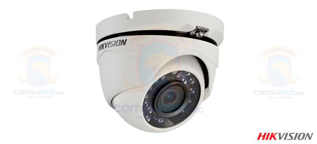 Domo Exterior Hikvision DS-2CE56C2T-IRM