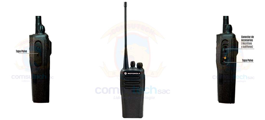 RADIO DIGITAL PORTÁTIL DE DOS VÍAS DEP™450